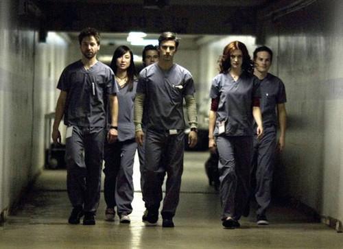 """Promotional photos """"Pathology"""""""