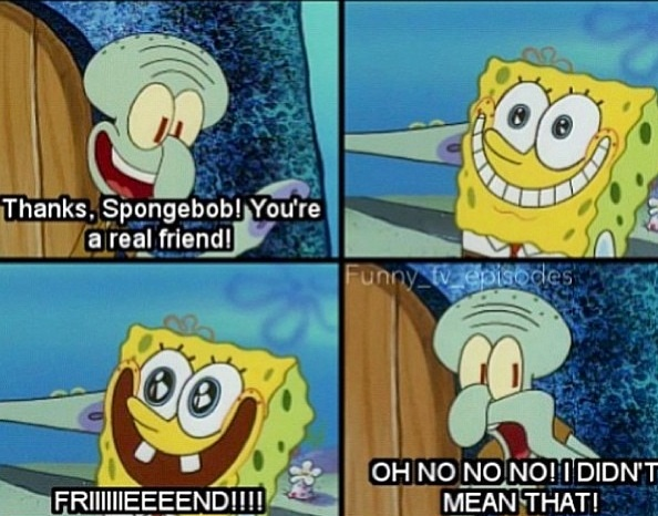 Psychotic Spongebob