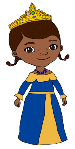 queen Doc McStuffins