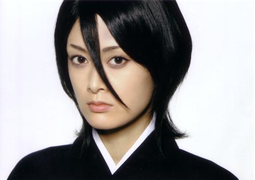 RMB: Miki Satou as Rukia
