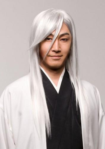 RMB Shinsei REprise [Eisuke Tsuda as Juushiro Ukitake]