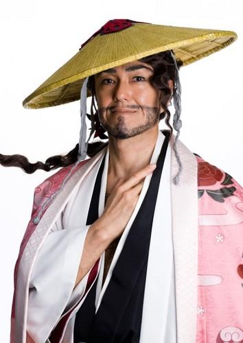RMB Shinsei REprise [Isamu Ishizaka as Shunsui Kyoraku]
