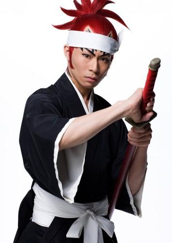 RMB Shinsei REprise [Kousuke Kujirai as Renji Abarai]