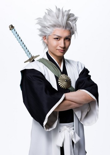RMB Shinsei REprise [Yuuya Kido as Toushiro Hitsugaya]