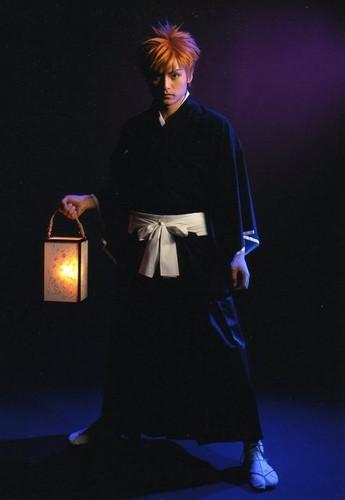 RMB: Tatsuya Isaka as Ichigo