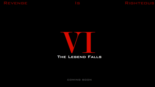 Red Revenge VI: The Legend Falls Teaser Poster