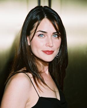 Once Upon a Time - Es war einmal... Hintergrund with a portrait and attractiveness called Rena Sofer / Queen Eva