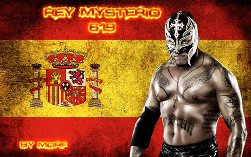 Rey Mysterio वॉलपेपर