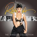 रिहाना The Singles Collection Cover