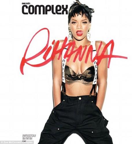 রিহানা for Complex Magazine