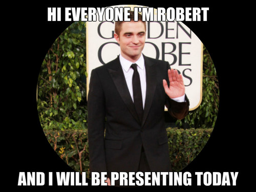 Robert Pattinson wallpaper containing a business suit, a suit, and a three piece suit entitled Rob Meme