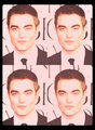 Robert Pattinson - robert-pattinson-and-kristen-stewart fan art