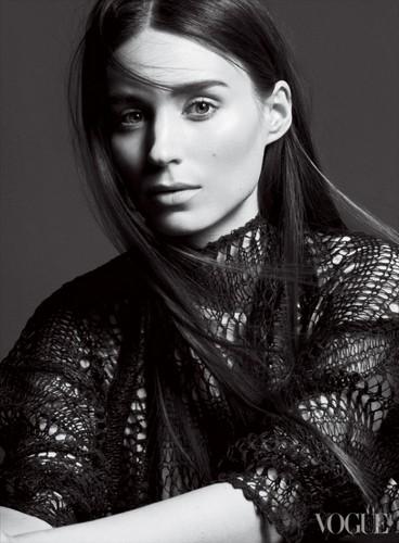 Rooney Mara Vogue Magazine 2013