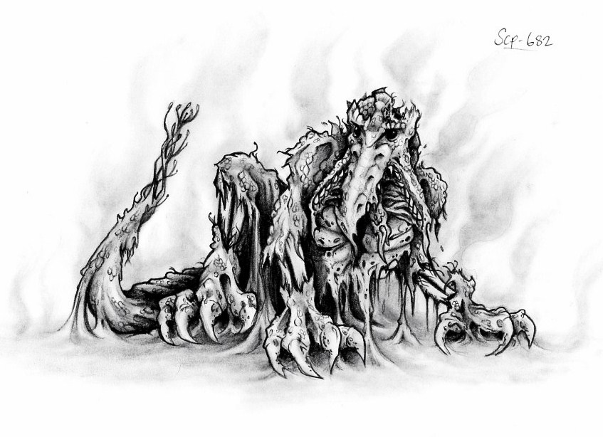 SCP-682
