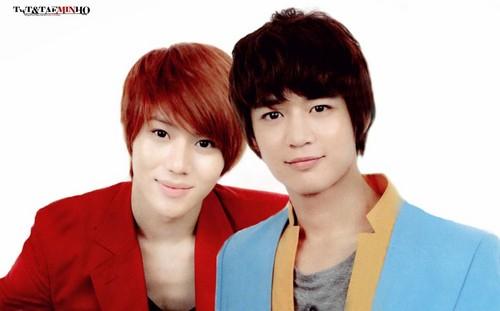 SHINee Minho and Taemin - 2Min