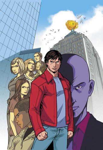 Thị trấn Smallville