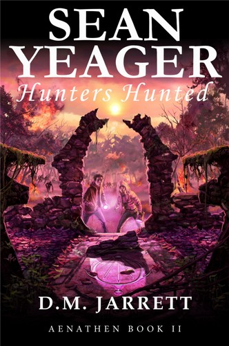 Sean Yeager Hunters Hunted Cover