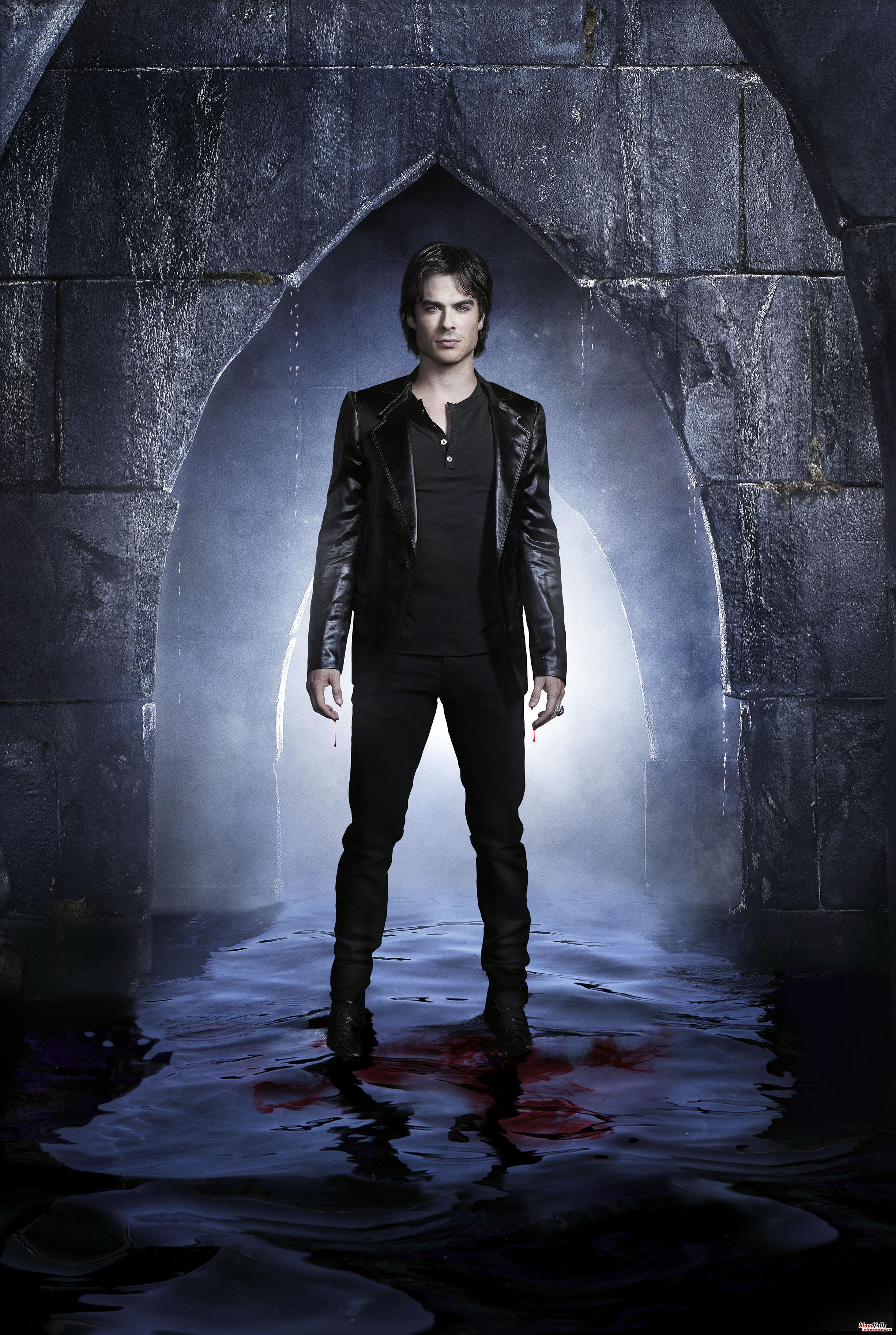 Vampire Diaries Damon