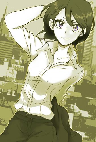 Sexy Rukia