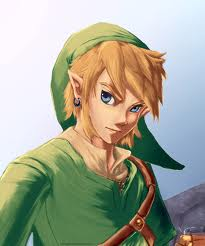 Skyward Sword Link Fanart