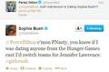 Sophia Bush about her dating Josh Hutcherson - jennifer-lawrence-and-josh-hutcherson photo