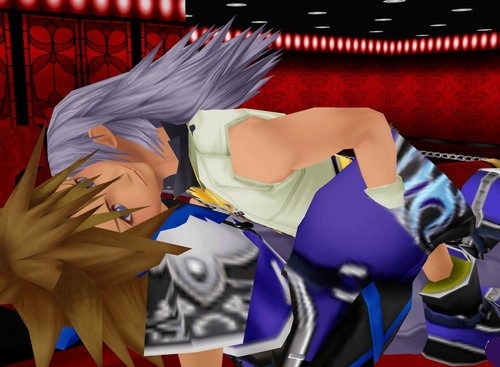 Sora and Riku :P Pease DO NOT アップロード to any other site without my permission