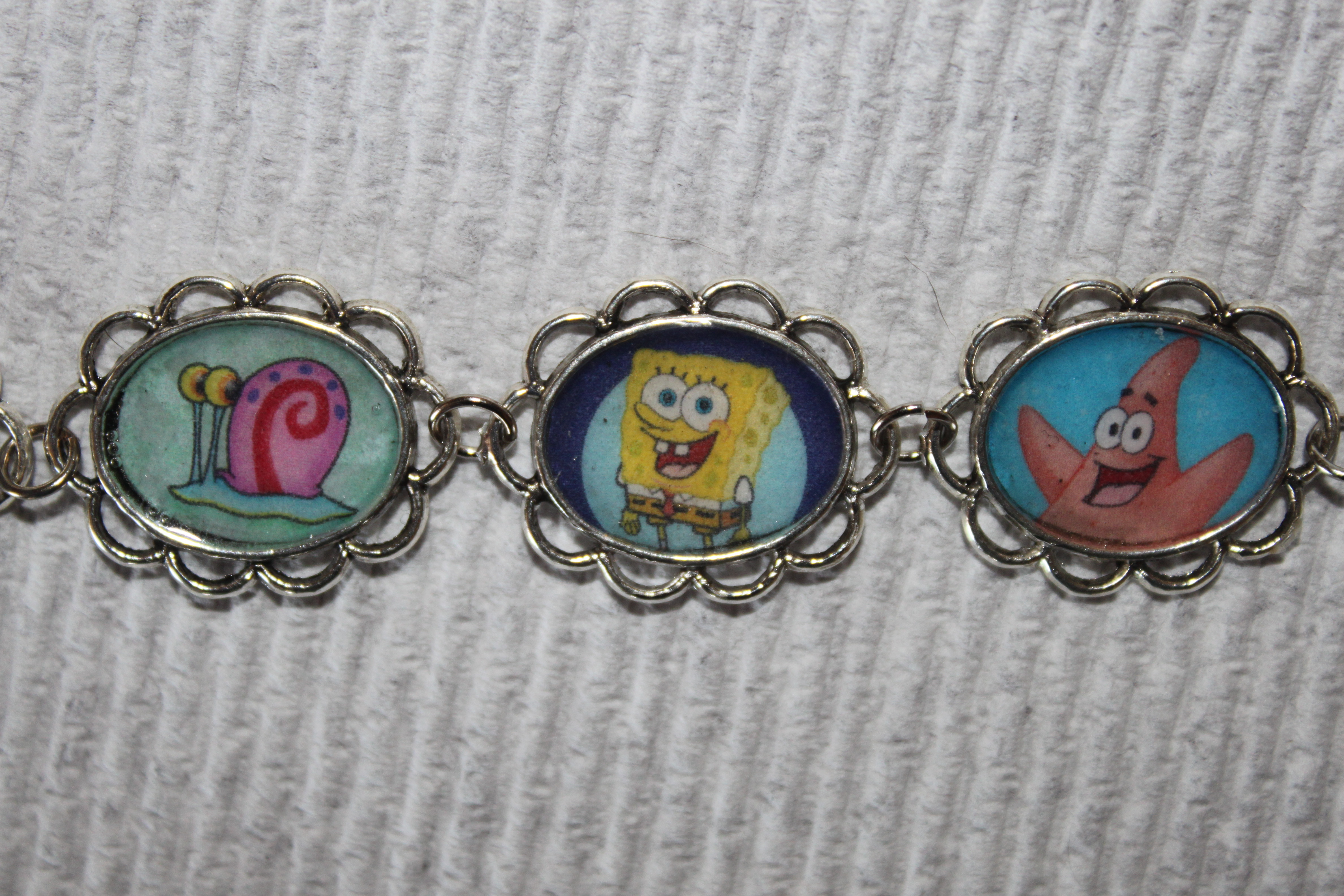 Spongebob Squarepants bracelet