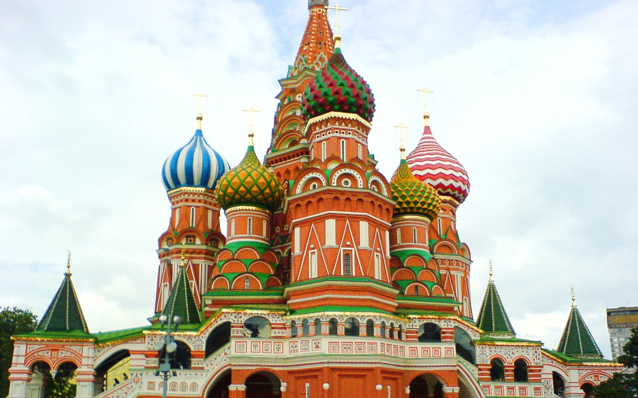 St. Basil's Cathedral - Russia Wallpaper (33388430) - Fanpop
