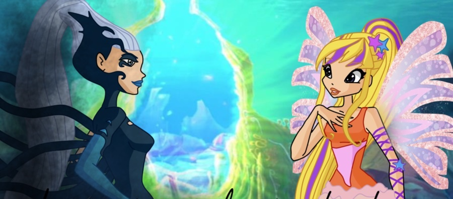 The winx club stella and icy sirenix – what episode