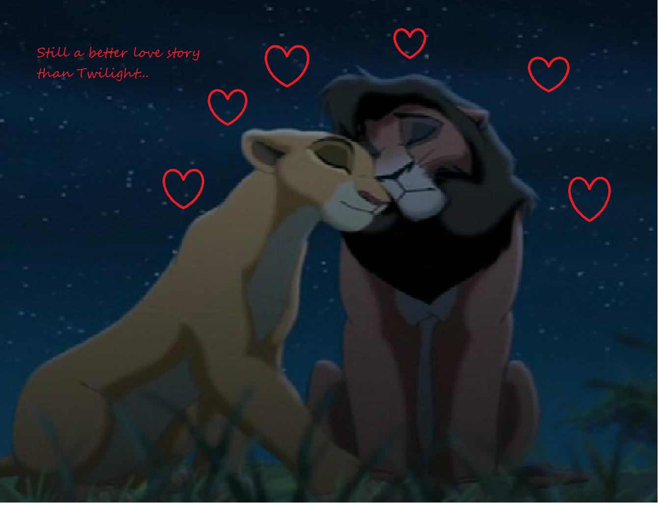 Still a better love story than twilight...