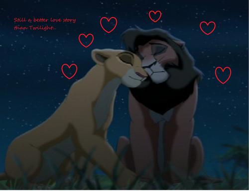 Still a better प्यार story than twilight...
