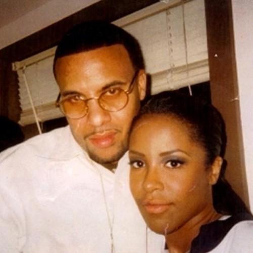 Stunning Aaliyah *Ultra Rare*