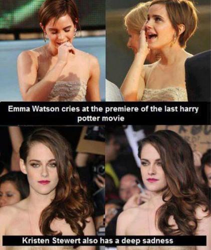 Surprise (poor Emma)