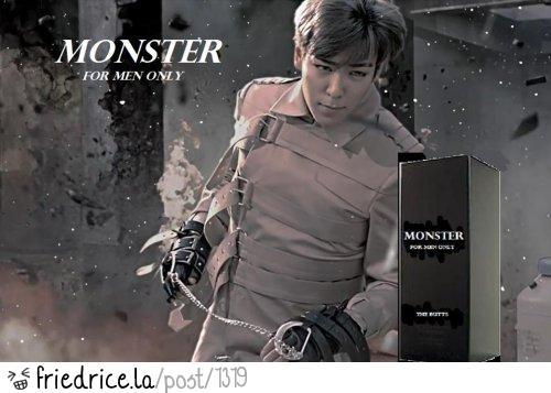 T.O.P's new fragrance?