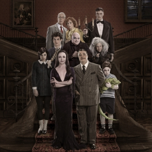 The Addams Family the Musical images TAFM OBC wallpaper and background ...