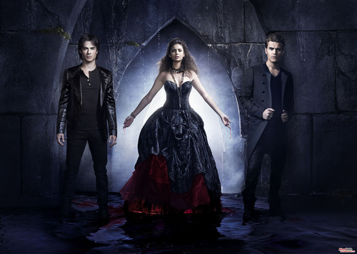 TVD S4 - New Promotional fotos