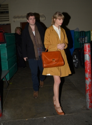 Taylor out in LA