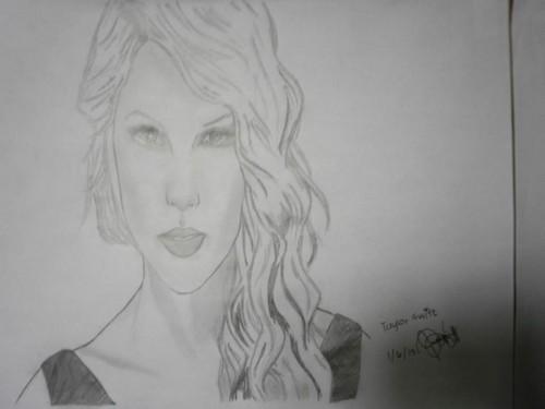 Taylor schnell, swift sketch