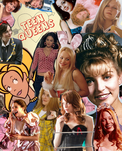 cine fondo de pantalla entitled Teen queen