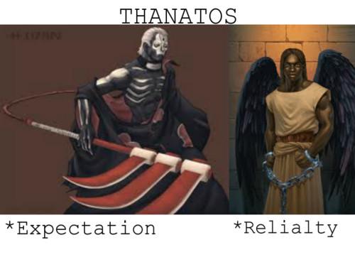 Thanatos Reality