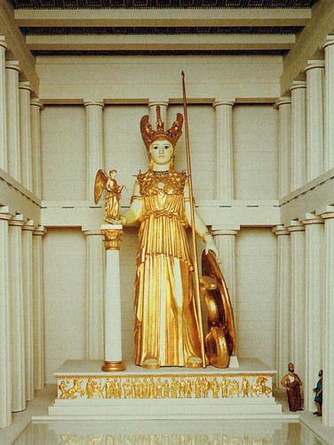The Athena Parthenos