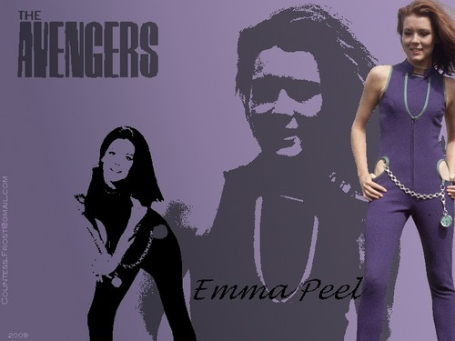 The Avengers - Emma Peel