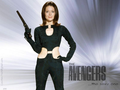 The Avengers ...the sexy one - mrs-emma-peel wallpaper