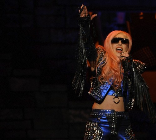 The Born This Way Ball Tour in Los Angeles (Jan 20)