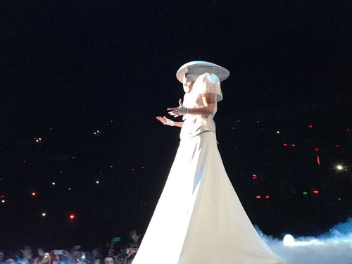 The Born This Way Ball Tour in Portland (Jan 15)