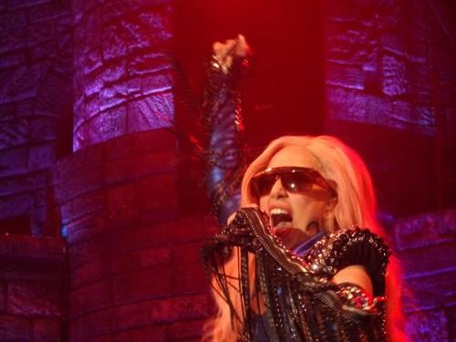 The Born This Way Ball Tour in San Jose (Jan 17)