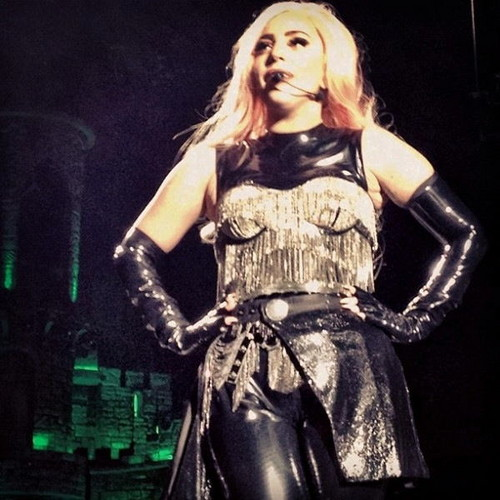 The Born This Way Ball Tour in Vancouver (Jan 11)
