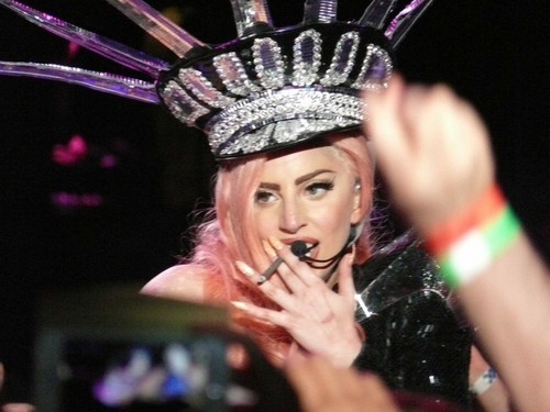 The Born This Way Ball Tour in Vancouver (Jan 12)