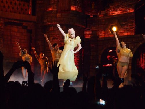 The Born This Way Ball in Los Angeles (Jan 20)