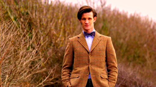 The Doctor in Series 6